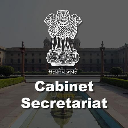 Cabinet Secretariat, New Delhi