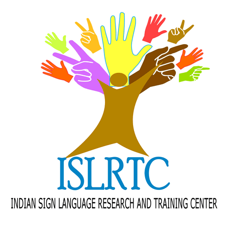 Indian Sign Language Research and Training Centre (ISLRTC)