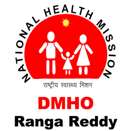 District Medical Health Office (DMHO) Ranga Reddy District, Telangana