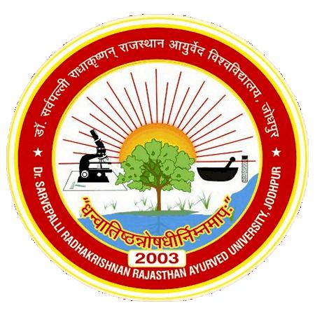 Dr. Sarvepalli Radhakrishnan Rajasthan Ayurved University (DSRRAU), Jodhpur