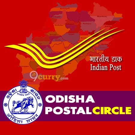 Odisha Postal Circle, India Post