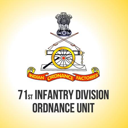 71 Infantry Division Ordnance Unit