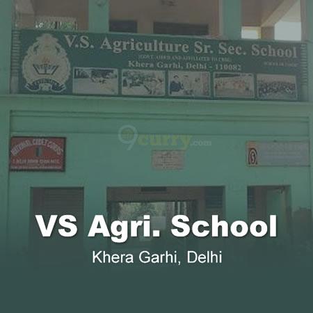 V. S. Agricultural Sr. Sec. School, Delhi