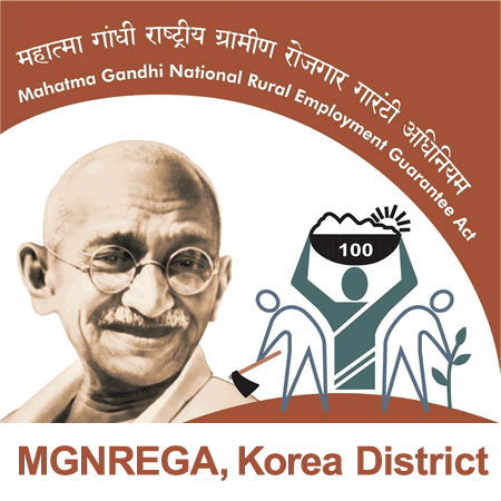 MGNREGA Korea District, Chhattisgarh