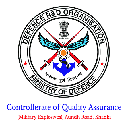 Controllerate of Quality Assurance (Military Explosives), Aundh Road, Khadki, Pune
