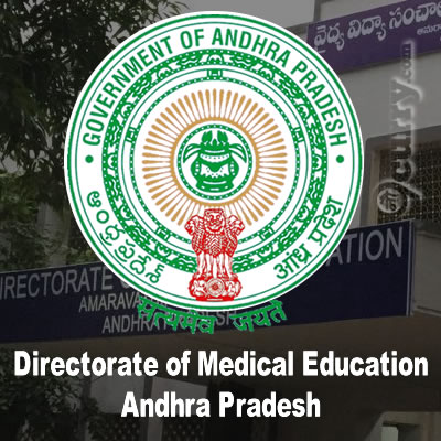 Directorate of Medical Education, Andhra Pradesh