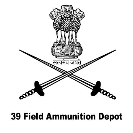 39 Field Ammunition Depot, Bharatpur
