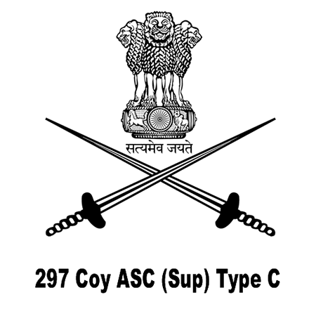 297 Coy ASC (Sup) Type C - Supply Depot ASC, Roorkee
