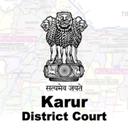 Karur District Court, Tamil Nadu