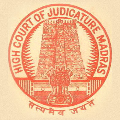 Madras High Court, Chennai, Tamil Nadu