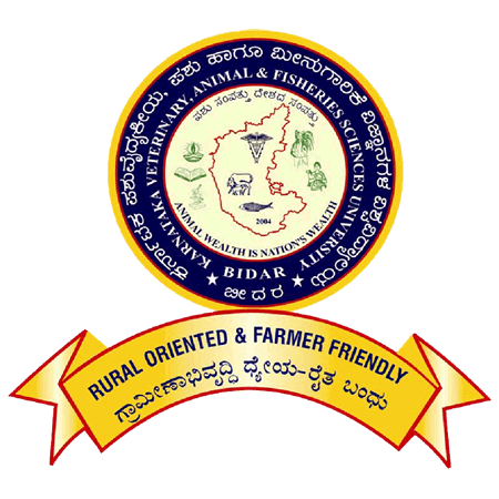 KVAFSU - Karnataka Veterinary, Animal and Fisheries Sciences University