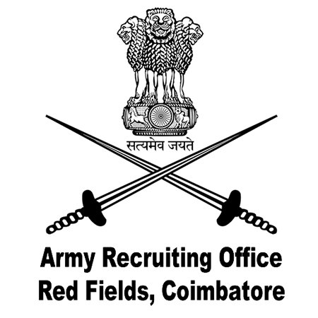 Army Recruiting Office, Red Fields, Coimbatore