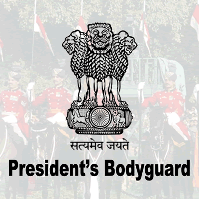 President's Bodyguard, Govt of India