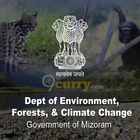 Dept of Environment, Forests, & Climate Change, Mizoram Govt.