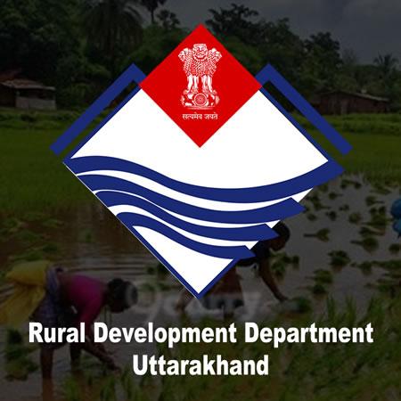 Rural Development Department, Uttarakhand