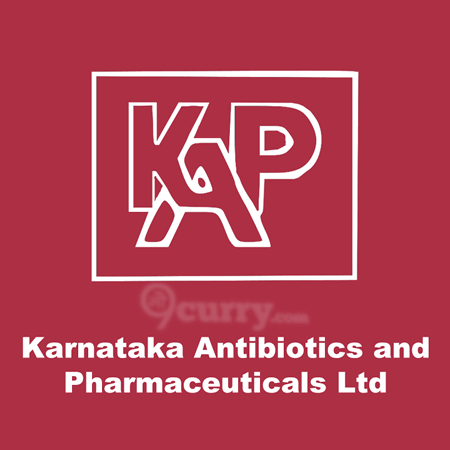 KAPL - Karnataka Antibiotics & Pharmaceuticals Limited