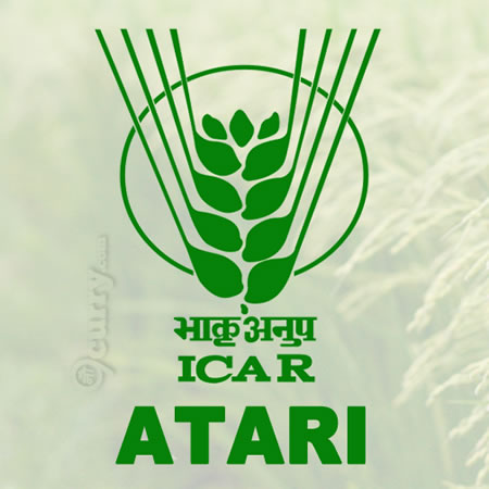 ICAR - Agricultural Technology Application Research Institutes