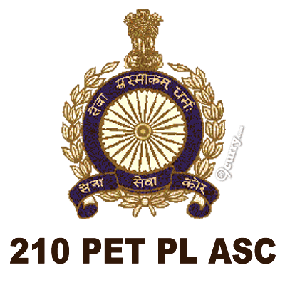 210 PET PL ASC (Army Service Corps), C/O 56 APO