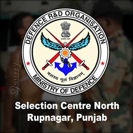 Selection Centre North (SCN) Rupnagar, Punjab