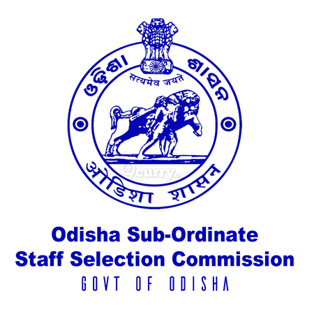 OSSSC - Odisha Sub-ordinate Staff Selection Commission