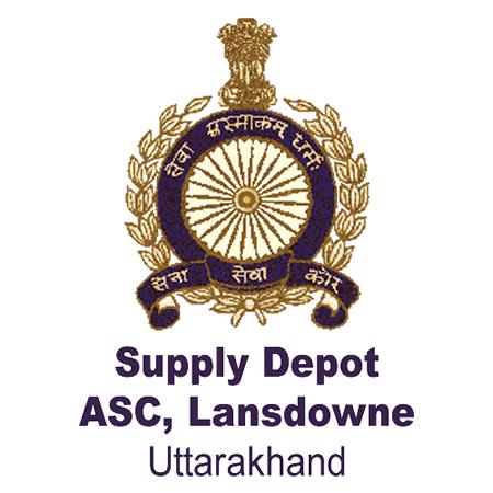 Supply Depot ASC, Lansdowne (Uttarakhand)