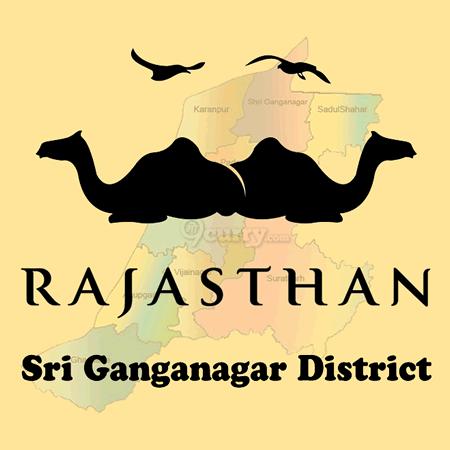 Sri Ganganagar District, Rajasthan