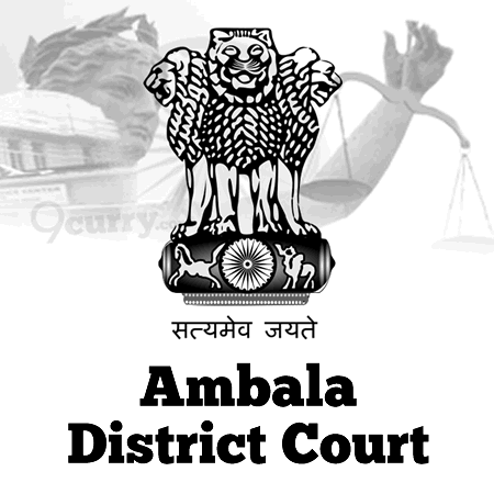 Ambala District Court, Haryana