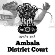 Ambala District Court, Haryana