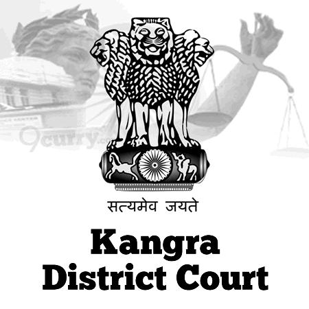Kangra District Court at Dharamshala, HP