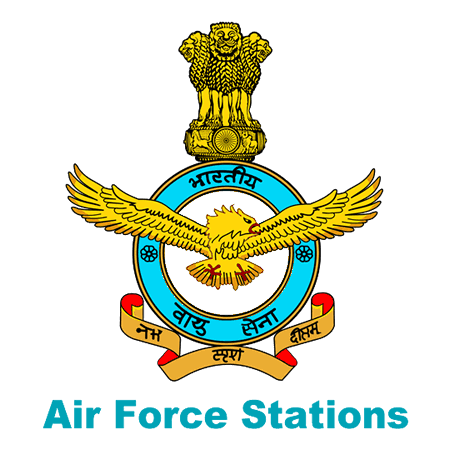 Indian Air Force Stations