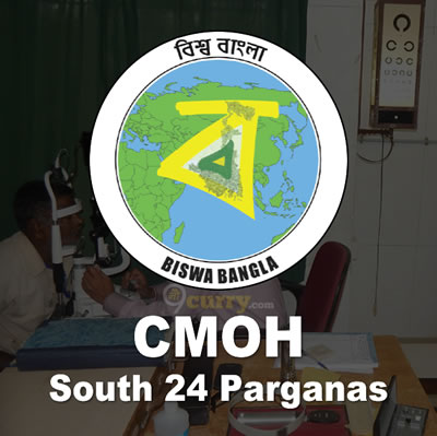 Chief Medical Officer of Health, South 24 Parganas