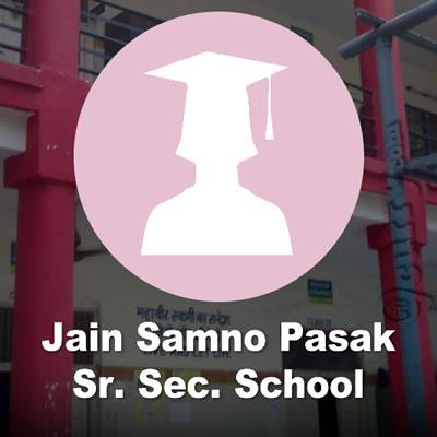 Jain Samnopasak Sr. Sec. School, Delhi