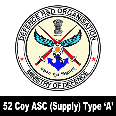 52 Coy Army Service Corps (Supply) Type A, C/o 56 APO