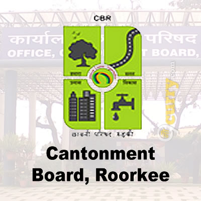 Cantonment Board Roorkee (Roorkee Cantt.)