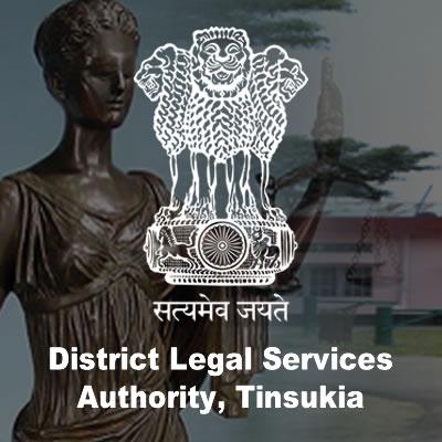 District Legal Services Authority, Tinsukia