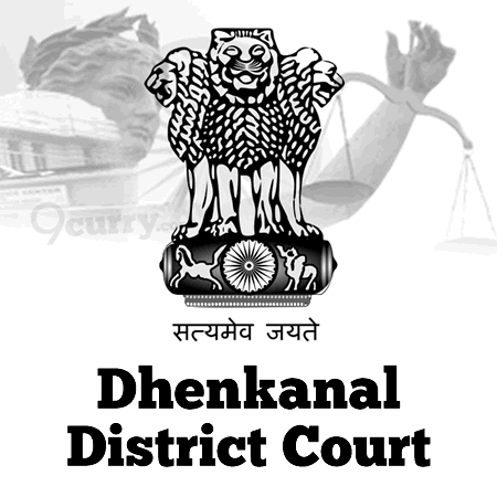 Dhenkanal District Court, Odisha