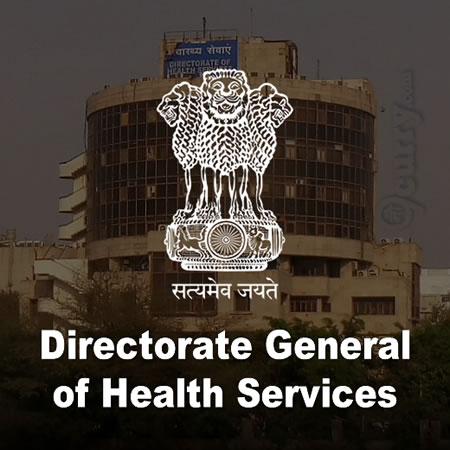 Directorate General of Health Services, Delhi