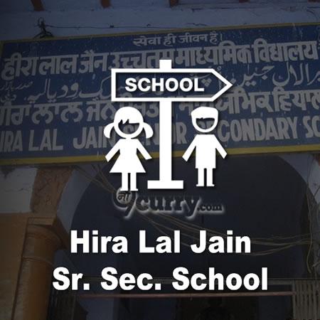 Hira Lal Jain Senior Secondary School, Sadar Bazar, Delhi