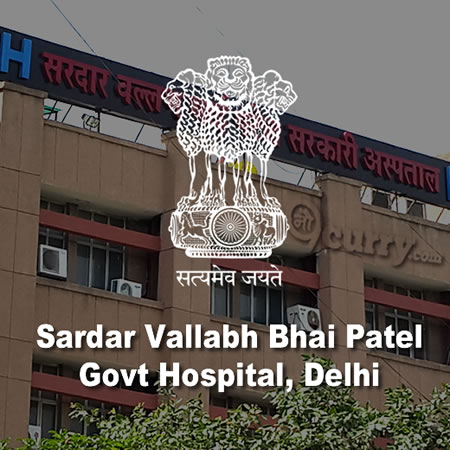Sardar Vallabh Bhai Patel Hospital (SVBPH), New Delhi