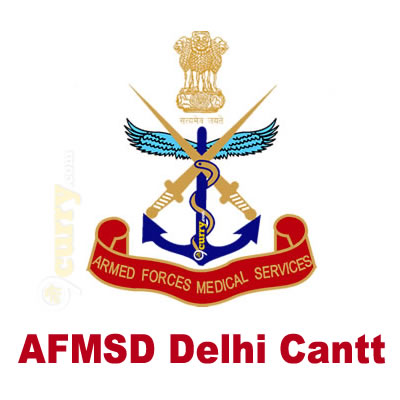 Armed Forces Medical Stores Depot (AFMSD), New Delhi