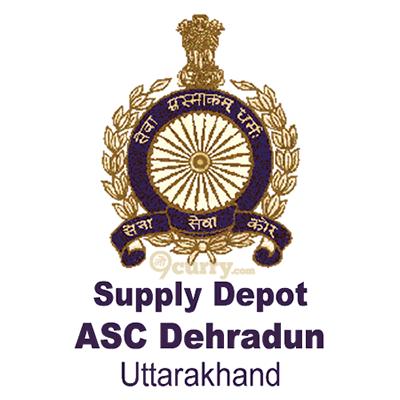 Supply Depot ASC Dehradun (Uttarakhand)