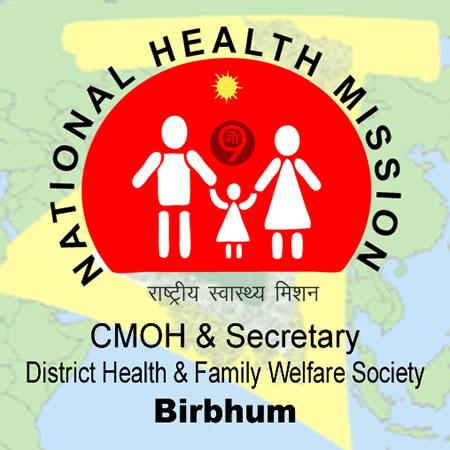 CMOH, District Health & Family Welfare Society, Birbhum