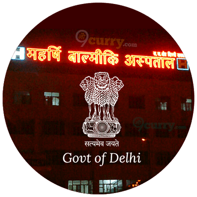 Maharishi Valmiki Hospital, Govt of Delhi