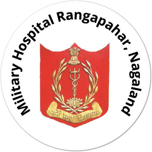 Military Hospital, Rangapahar Military Station, Nagaland