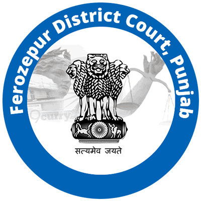 Ferozepur District Court, Punjab