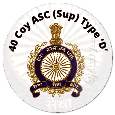 40 Coy Army Service Corps (Supply) Type 'D' Meerut Cantt
