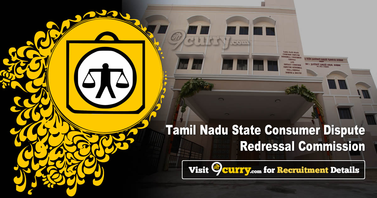 Tamil Nadu State Consumer Dispute Redressal Commission