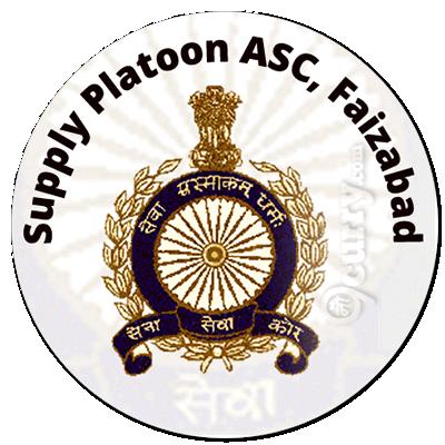 Supply Platoon ASC, Faizabad