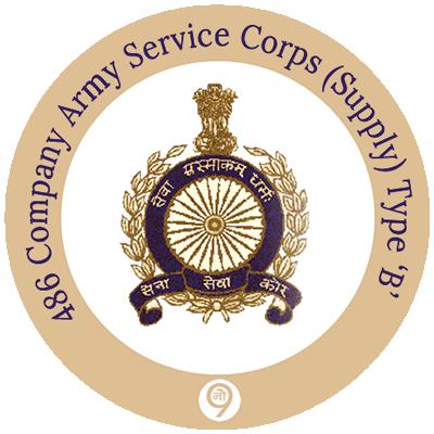 486 Company Army Service Corps (Supply) Type 'B', Sriganganagar