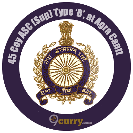 45 Company Army Service Corps (Supply) Type 'B' at Agra Cantt